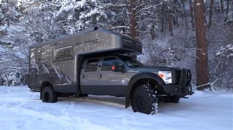 ford earthroamer price er xvlt exterior tour youtube