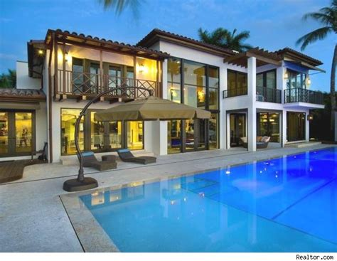miami houses house of the day bali style modern on miami beach