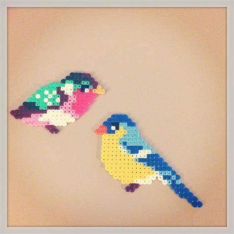 hama birds birds hama perler by mette hama time