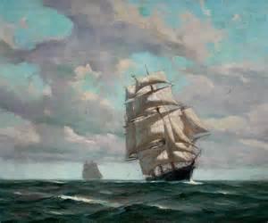 nautical painting marine oil paintings pocock fine art gallery