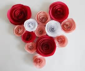 Tuto Rose En Papier
