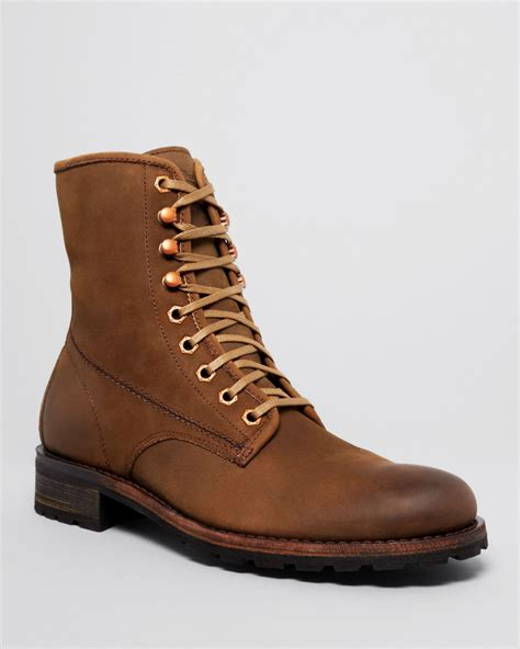 wolverine s boots wolverine hartmann boots in green for lyst
