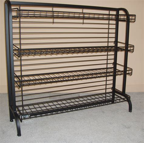 Wire Display Racks by Retail Wire Racks And Displays Allwireracks Counter Display Rack