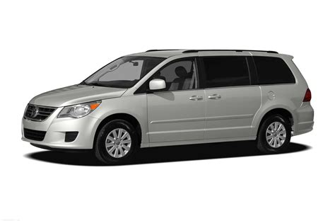 volkswagen van front view 2010 volkswagen routan price photos reviews features