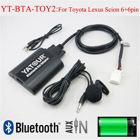 camry lexus conversion ᗚyatour car audio bluetooth aux mp3 mp3 interfaces for