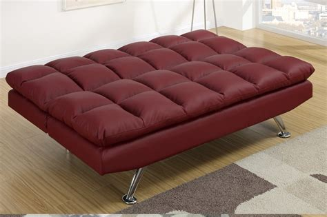 leather twin sleeper sofa red leather twin size sofa bed steal a sofa furniture