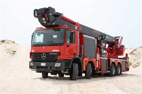 Ladder Alpha Fire Tech