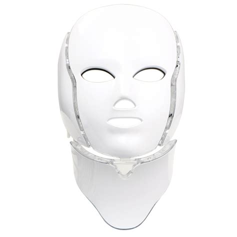 Masker Acnes lt 110a buy skin rejuvenation led photon neck mask