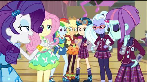 film mlp friendship games critique dvd my little pony equestria girls