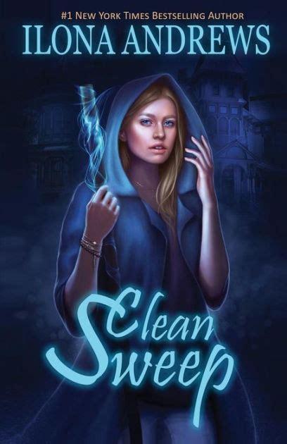 clean sweep innkeeper chronicles series   ilona