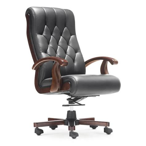 Leather Executive Chair Design Ideas Executive Leather Office Chair Home Furniture Design