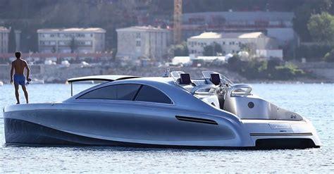 mercedes yacht arrow 460 granturismo lo yacht firmato mercedes