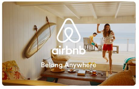 Does Airbnb Do Gift Cards - airbnb gift card 50 100 or 200 fast email delivery ebay