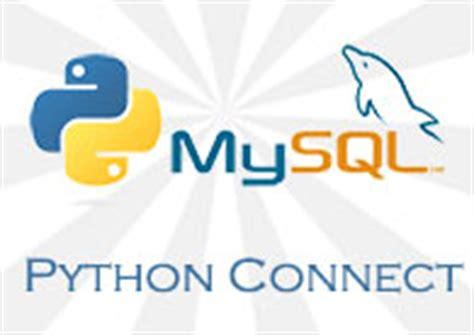 python mysql client tutorial python connecting to mysql databases