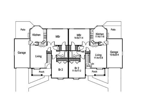 Ranch Duplex Plans by 23 Inspiring Ranch Duplex Plans Photo Home Building