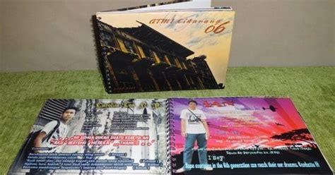 bahan membuat cover buku tips cara membuat buku tahunan sekolah yearbook uga170