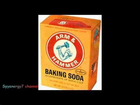 Does Baking Soda Detox Your by Baking Soda Heavy Metal Detox And Immune System Support