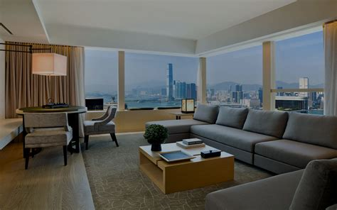 Suite House by Upper Suites Hotel Room In Hong Kong The Upper House