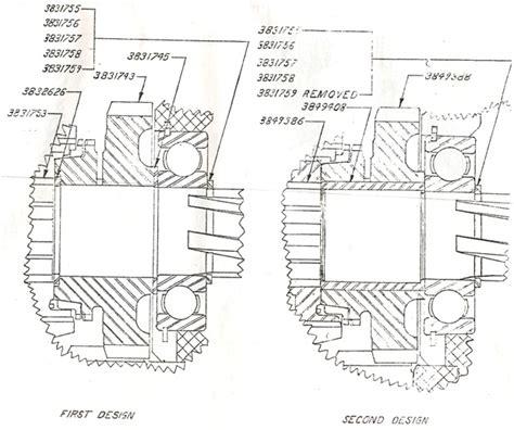 Muncie Pattern And Engineering   1964 corvette engineering service letter muncie four
