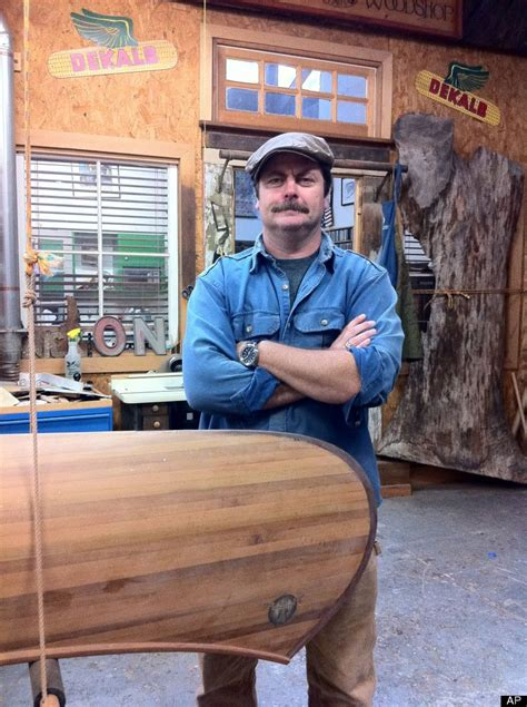 obsessed woodworking nick offerman blog  sums
