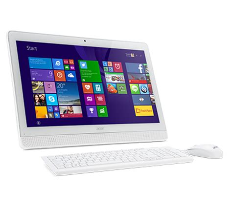 Acer Aspire All In One Serie aspire z1 desktops the all in one with all you need acer
