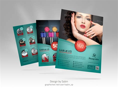 product promotion flyer template product promotion flyer template multipurpose on behance