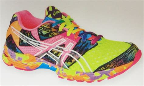 asics colorful asics running shoes colorful
