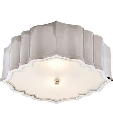 visual comfort flush mount visual comfort alexa hton balthazar flush mount in