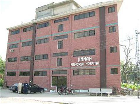 Jinnah Memorial Hospital.... Leading Hospital for Renal ...