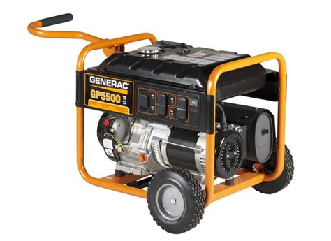 generac gp5500 5939 generator consumer reports