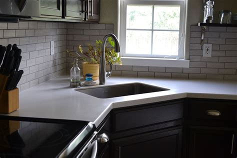 Hi Macs Countertops Reviews by Hometalk Reviewing Our Lg Kitchen Countertops 6 Months In