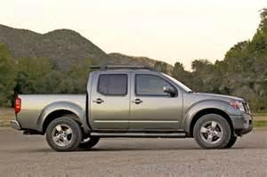 2011 Nissan Frontier 2011 Nissan Frontier Price Mpg Review Specs Pictures