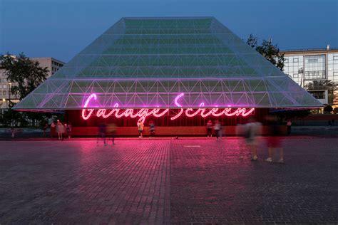 gallery  garage screen cinema syndicate architects