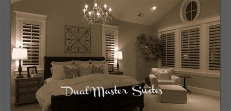 Houses With Two Master Bedrooms by Design Trend Dual Master Bedroom Homesource Custom Homes
