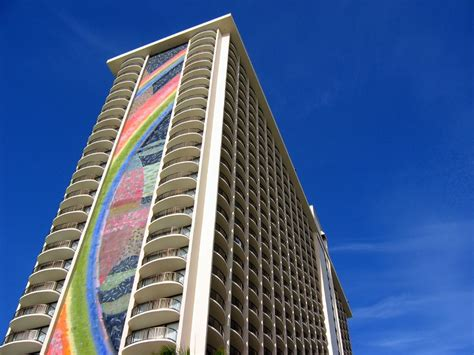 Rainbow Tower hawaiian oahu honolulu world s