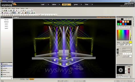 lighting design software cast releases academic version of lighting software