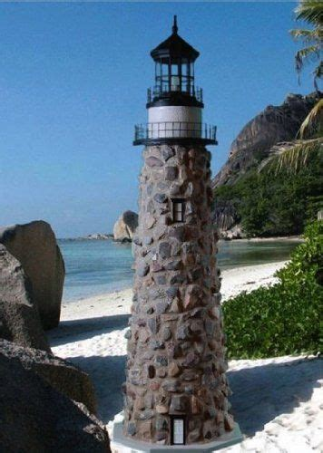 amazoncom  foot stone lighthouse wall sculptures