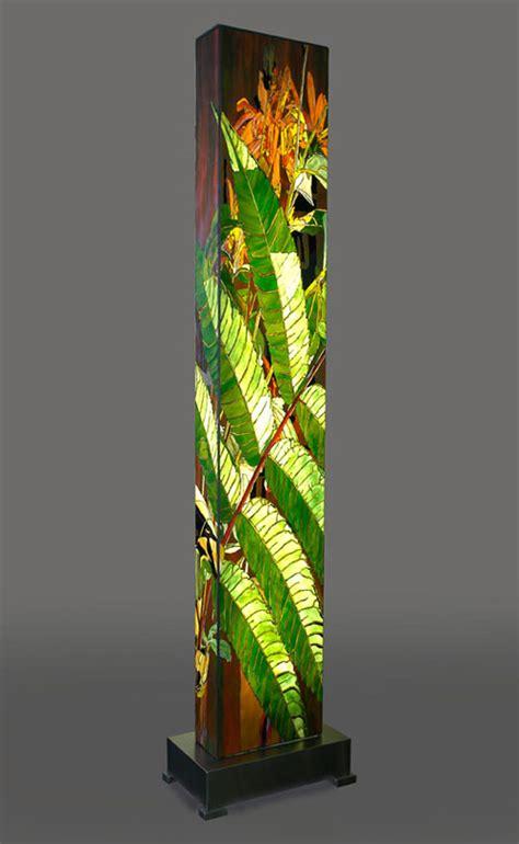 Rote Blätter Baum 4770 by Glaskunst Aus Deutschland