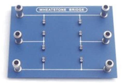 wheatstone bridge kit browse products