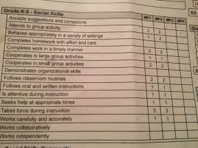 Middle School Report Card Template by Why The F Are They Still Sending Us Report Cards