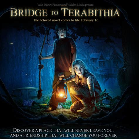 Novel Fantasi Best Seller Bridge To Terabithia universal appeal