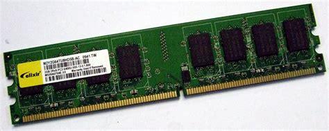 Ram Ddr2 Elixir elixir m2y2g64tu8hd5b ac pc2 6400u 555 2gb 2rx8 ddr2 ram memory ebay
