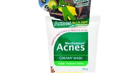 Sabun Wajah Acnes tiga langkah mengatasi jerawat dengan sabun muka acnes
