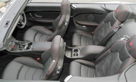 maserati jeep interior maserati gran cabrio interior image car pictures images