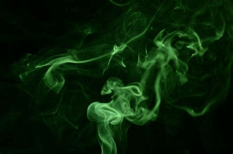wallpaper green smoke green smoke by daatte on deviantart