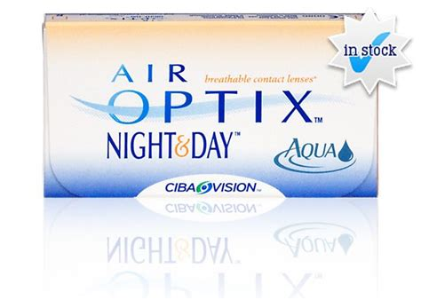 Air Optix Night & Day Aqua Contact Lenses | 1-800 CONTACTS ... 1 800 Contacts Rebates