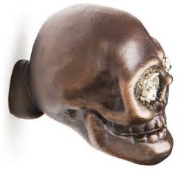 skull cabinet knobs contemporary cabinet and