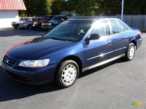 honda accord 2001 change 2001 eternal blue pearl honda accord lx sedan 72246176