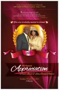 church appreciation service invitation jrw creative invitation handout designs