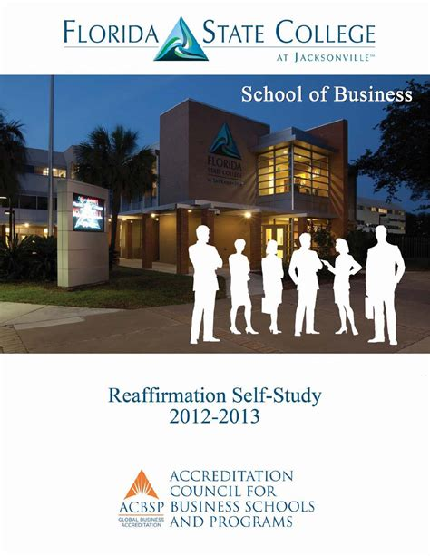 Mba Office Accounting Isu by Fscj School Of Business By Florida State College At